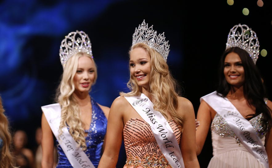 miss iceland 2015